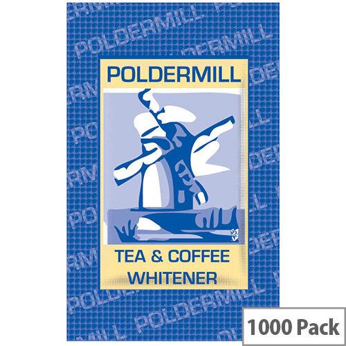 Tea and Coffee Whitener Sachets  2.5g  Box of 1000