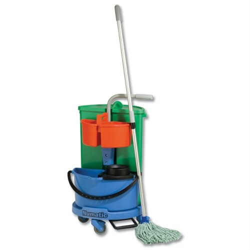 Numatic Janitorial Carousel Trolley With Mop Ref NC1/TM/ST