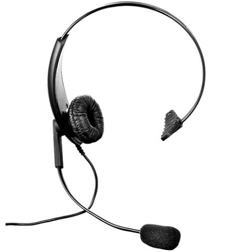 Motorola TLKR T80 Extreme - T60 Over Head Headset 12RHS0226M2