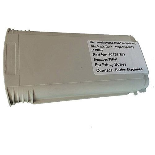Totalpost Franking Inkjet Cartridge  Black  for Pitney Bowes Connectplus Series
