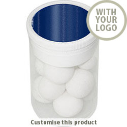 Dinky Mini Tube filled with mints 131714 - Customise with your brand, logo or promo text