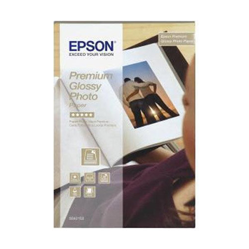 "Epson 6x4"" Glossy Premium Photo Paper (Pack of 40)"