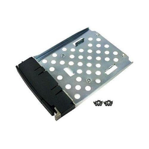 QNAP Hard Drive Tray without Lock for SS Series NAS Servers 2.5/3.5 inch Hard Disk Drives (Black)