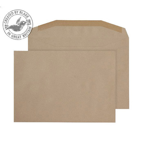 Purely Everyday Mailer Gummed Manilla 80gsm C5 162x229mm (Pack of 500)