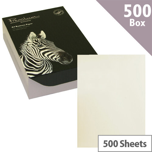 Blake Premium Business Paper Oyster Wove A4 120gsm (500 Sheets)