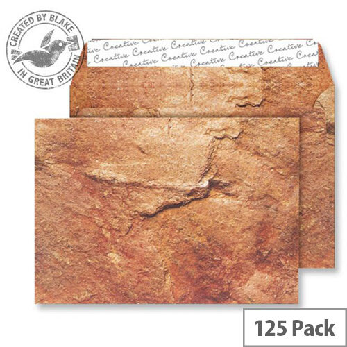 Creative Senses Yorkshire Sandstone Wallet C5 Envelopes (Pack of 125)
