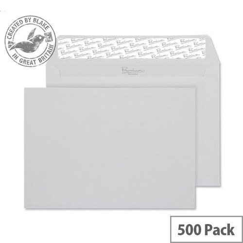 Blake Premium Diamond White Business C6 (Pack of 500)