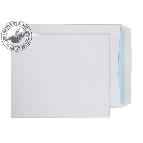 Purely Everyday Pocket Envelopes Peel and Seal White 100gsm 330x279mm Pack of 250