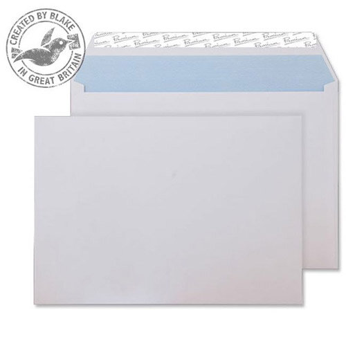 Blake Premium Office Wallet P& Ultra White Wove C4 120gsm (Pack of 250)