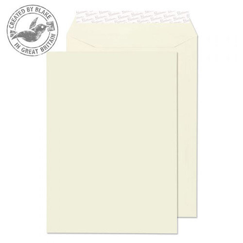 Blake Premium Business Pocket P& Oyster Wove C4 324x229 120gsm (Pack of 250)