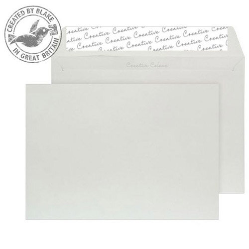 Creative Colour French Grey C5 Envelopes (Pack of 500)