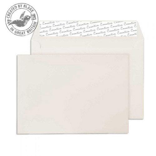 Creative Colour Soft Ivory C5 Wallet Envelopes (Pack of 500)