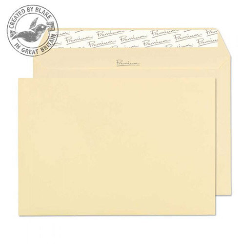 Blake Premium Business Vellum Wove C5 Envelopes (Pack of 500)
