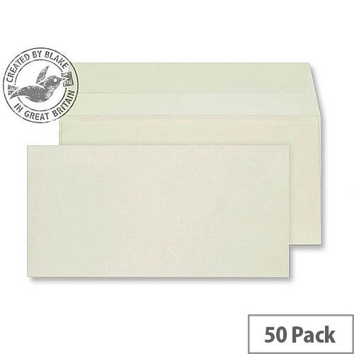 Creative Senses So Natural DL Wallet Envelopes 180gsm Pack of 50