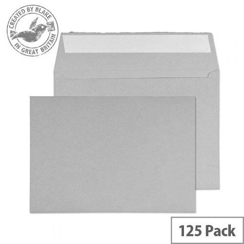 Creative Senses Wallet Soft Grey C5 Envelopes (Pack of 125)