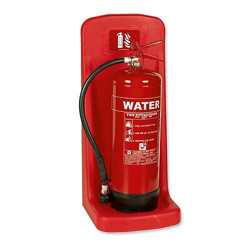 Fire Extinguisher Stand Single Glass Reinforced Plastic Guardian