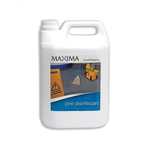 Maxima 5 Litres Pine Disinfectant Pack of 2