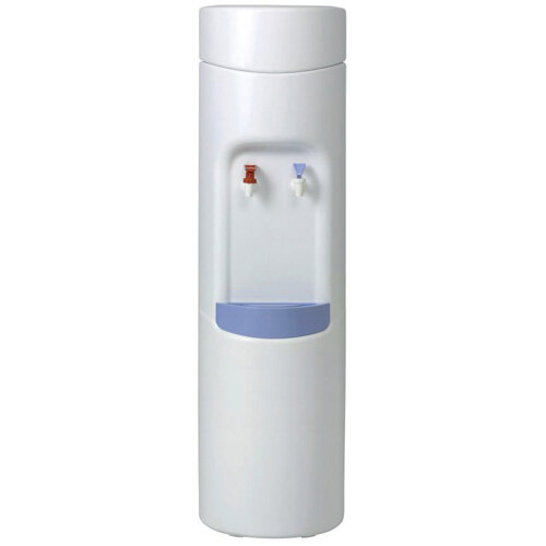 SpringWise Classic Floor Standing Hot/Cold Water Dispenser White