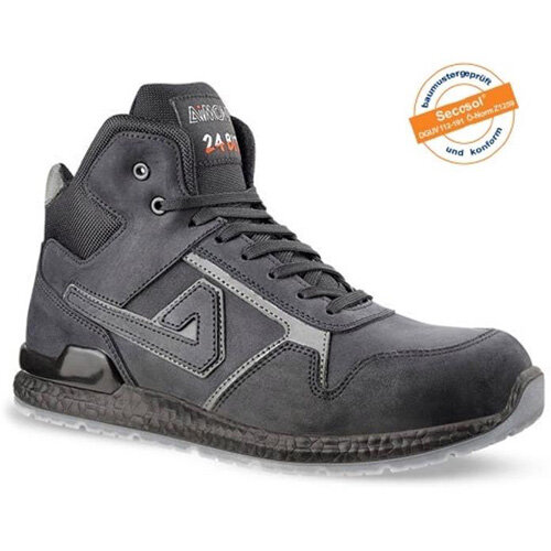 Aimont Kanye Safety Boots Protective Toecap Size 6 Black
