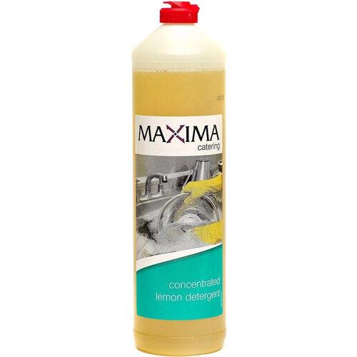 Maxima Washing-Up Liquid Lemon 1 Litre Bottle Pack 1