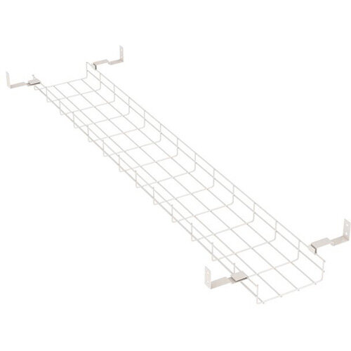 1600mm Cable Basket White