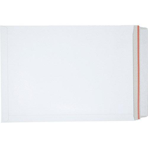 White Board Envelopes Peel &Seal C3+ 457x330mm White Ref AB10347 Pack of 100