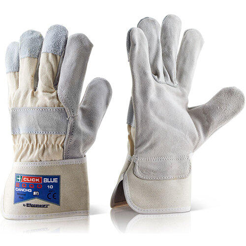 Click2000 Canadian Chrome High Quality Glove Ref CANCHQ [Pack 10]