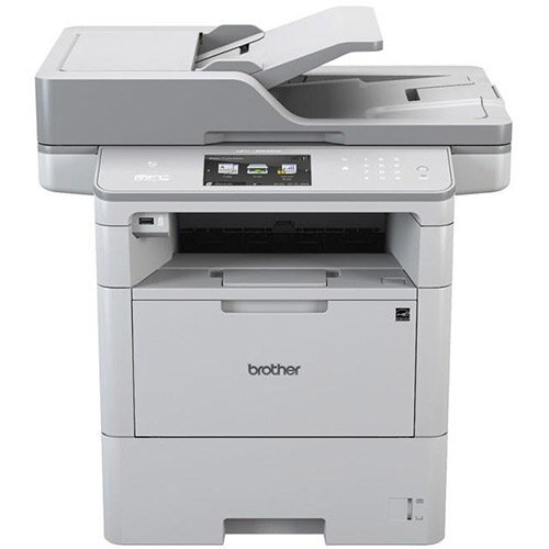 Brother MFC-L6900DW 4 in 1 Mono Laser Printer WiFi Duplex Fax Touchscreen