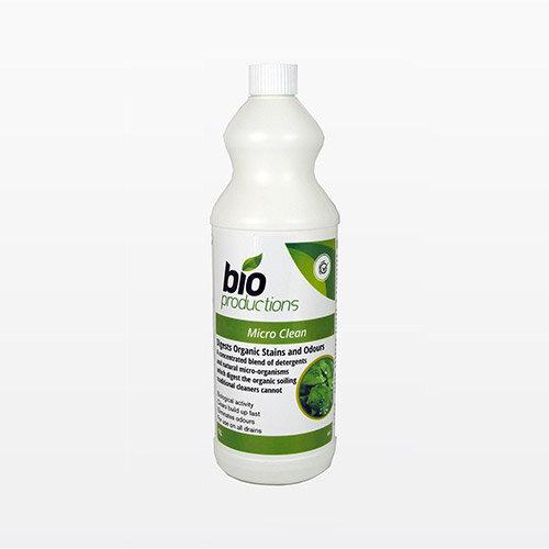 Bio Productions Micro Clean Stain &Odour Eradicator 1 Litre Ref MC1