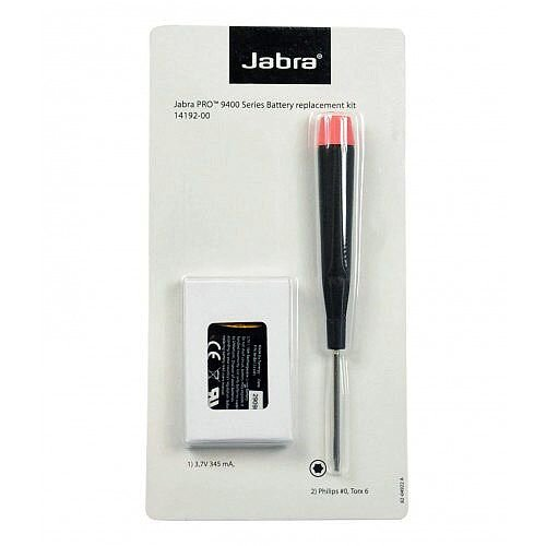 Jabra Pro 9400 Series Battery Kit