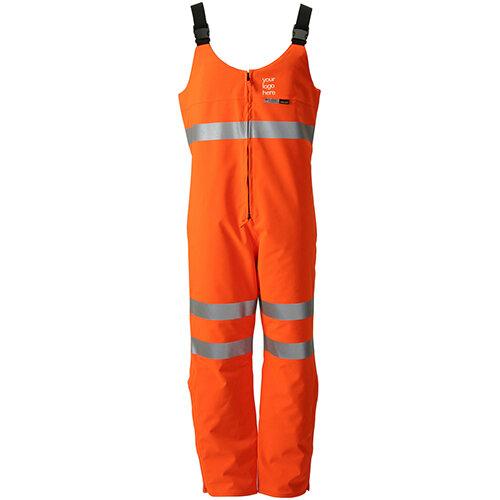 B-Seen Gore-Tex Foul Weather Salopette Orange XL Ref GTHV14ORXL