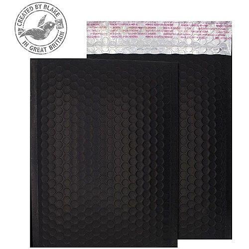 Purely Packaging Bubble Envelope P&S C3 Matt Metallic Charcoal Ref MTB450 [Pk 50]