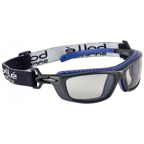 Bolle Baxter BAXCSP Safety Glasses CSP Coating with Platinum Coating Ref BOBAXCSP