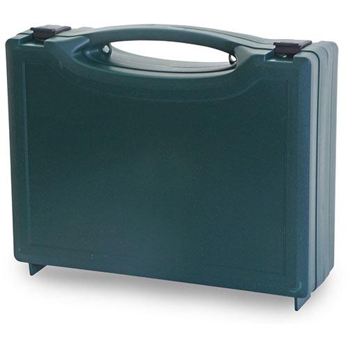 Click Medical Medium Priestfield First Aid Box Green Ref CM1013