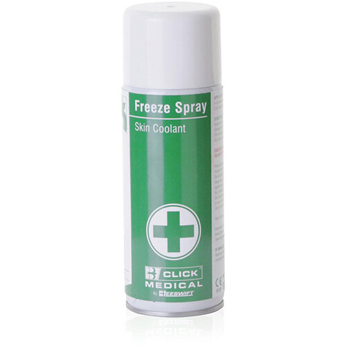 Click Medical 150ml Freeze Spray Skin Coolant Ref CM0378