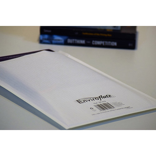 Enviroflute Paper Mailing Bag 240x330mm White Pack of 100 Ref EF4/G