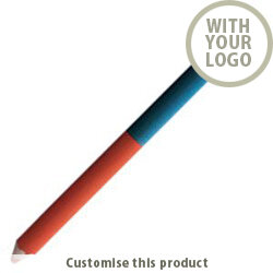 Carpenter Pencil Bicolor 144450 - Customise with your brand, logo or promo text