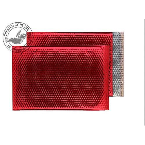 Purely Packaging Padded Envelope P& C3 Metallic Red Ref MBR450 [Pk 50]