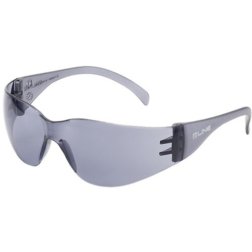 Bolle B-Line BL10CF Safety Glasses Smoke with PC Frame Ref BOBL10CF