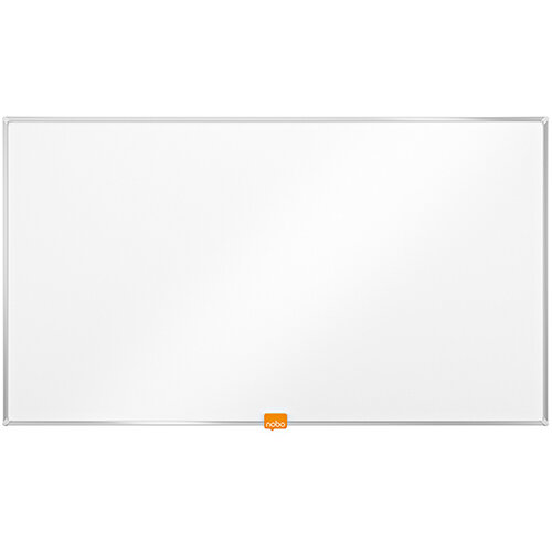 Nobo Whiteboard Widescreen 32 Inch Nano Clean Magnetic W721xH411 White Ref 1905296