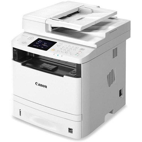 Canon i-SENSYS MF416dw A4 Mono Laser All-in-One Printer Print/Copy/Scan/Fax 1GB 3.5 inch Colour LCD 33ppm Mono 50,000 MDC