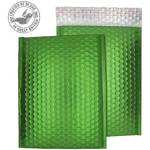 Purely Packaging Bubble Envelope P&S C4 Beetle Green Ref MTGRE324 [Pack 100]