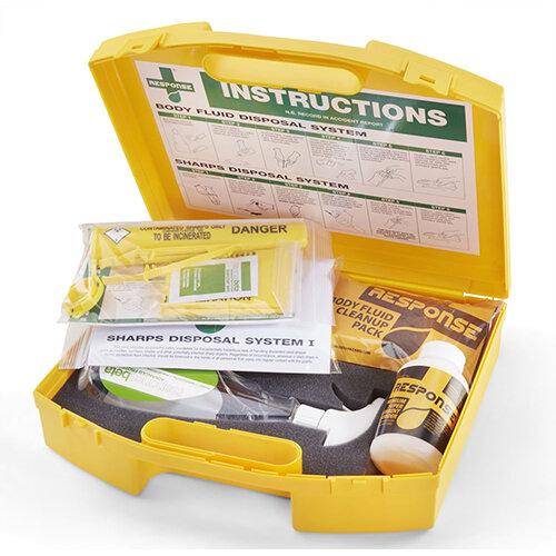 Click Medical Response Biohazard Combination Kit Ref CM0640