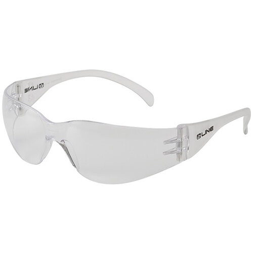 Bolle B-Line BL10CI Safety Glasses Clear with PC Frame Ref BOBL10CI