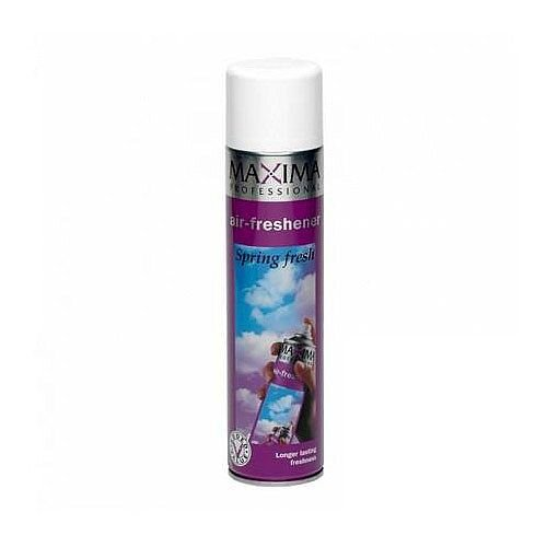 Maxima 400ml Spring Fresh Air Freshener Aerosol Can Pack 1