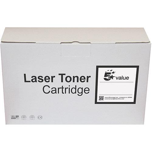 5 Star Value Remanufactured Toner Cartridge Black (Kyocera TK1160 Alternative)