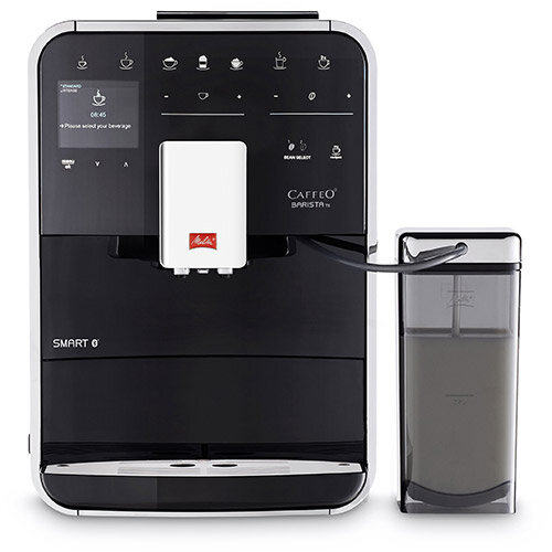 Melitta Barista TS Smart Bean to Cup Coffee Machine Black Ref 6764549