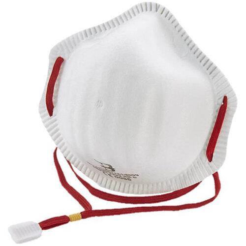 B-Brand P2 Premium Mask Soft Foam Nose Seal White Pack of 20 Ref BBP2D