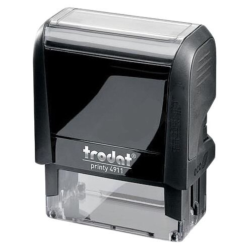 Trodat Printy Custom Stamp Up to 6 lines 60 x 23mm Voucher Card