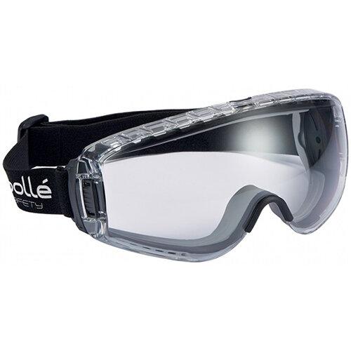 Bolle Pilot PILOPSI Safety Goggles with Platinum Coating Ref BOPILOPSI